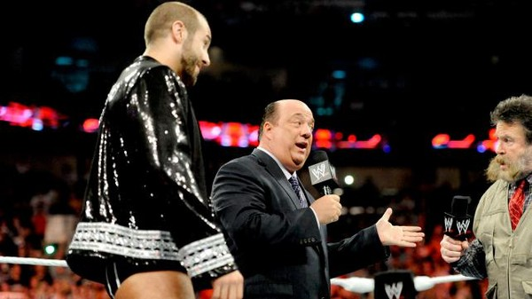Cesaro and Heyman