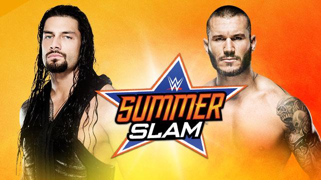 Reigns v Orton