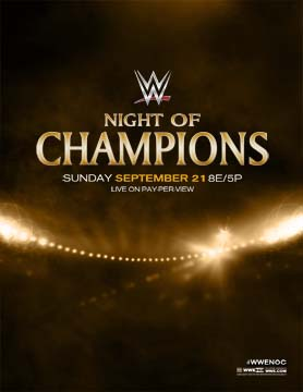 WWE Night of Champions Predictions 2014