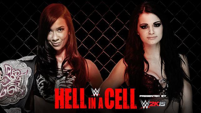 Divas Title Match