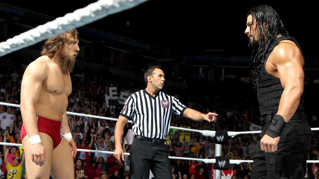 Royal Rumble 2015: Bryan or Reigns?