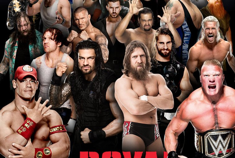 Royal Rumble 2015 Predictions