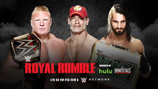 WWE Title Triple Threat