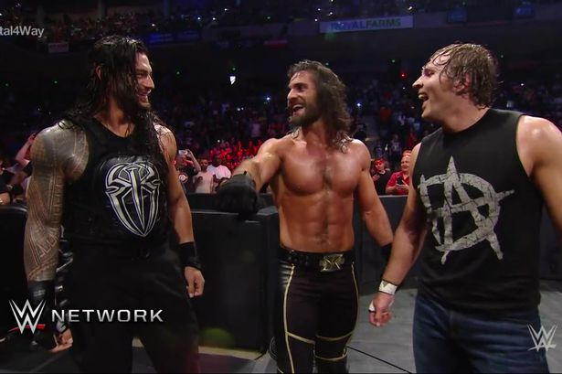 Shield-Reunion