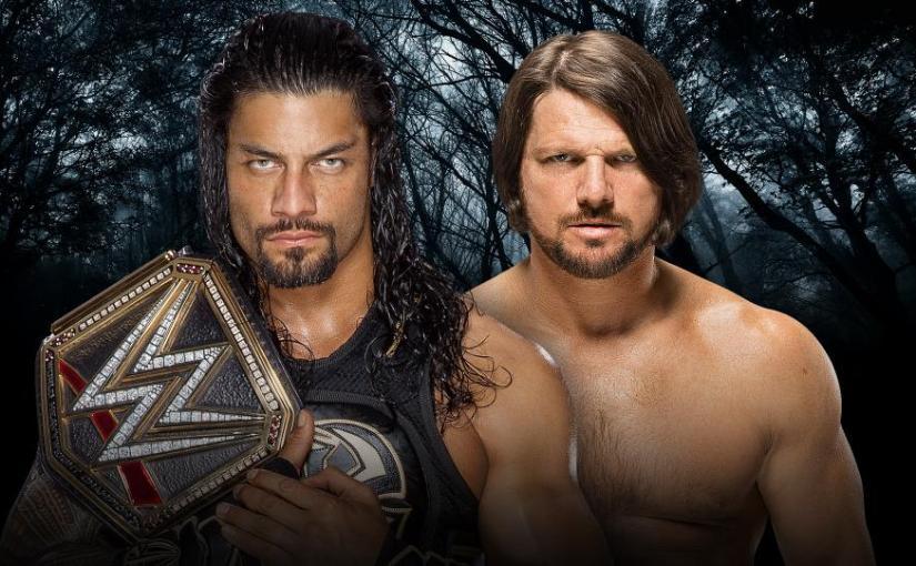 AJ Styles vs Roman Reigns – what couldhappen?