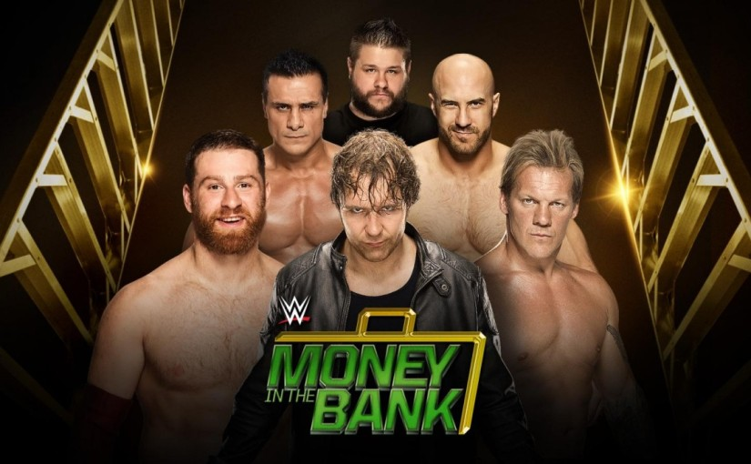 Analysing the MitB Ladder Match 2016