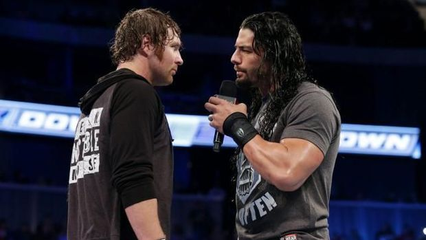 Ambrose Reigns