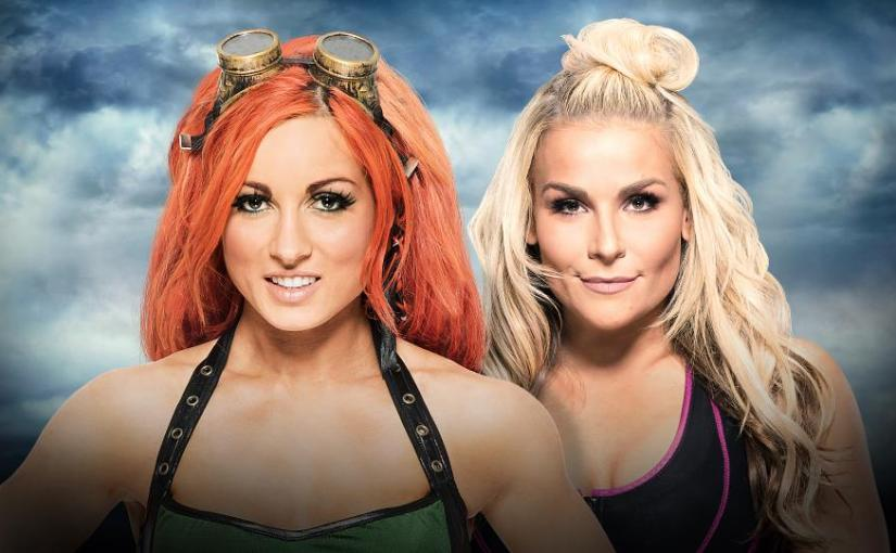 WWE Battleground 2016 Spotlight: Natalya vs Becky Lynch