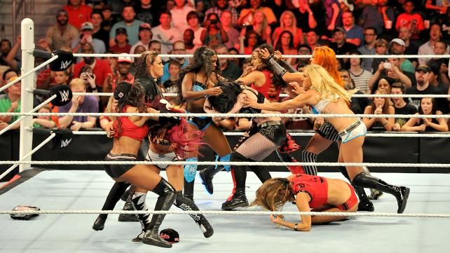 The Divas Revolution: One Year Later