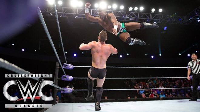 Cedric flying