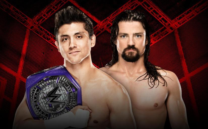 WWE Hell In A Cell 2016 PPV Spotlight: Brian Kendrick vs TJPerkins