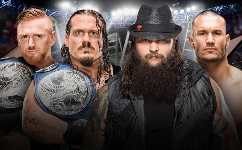 WWE TLC 2016 PPV Spotlight: Orton & Wyatt vs Slater & Rhyno
