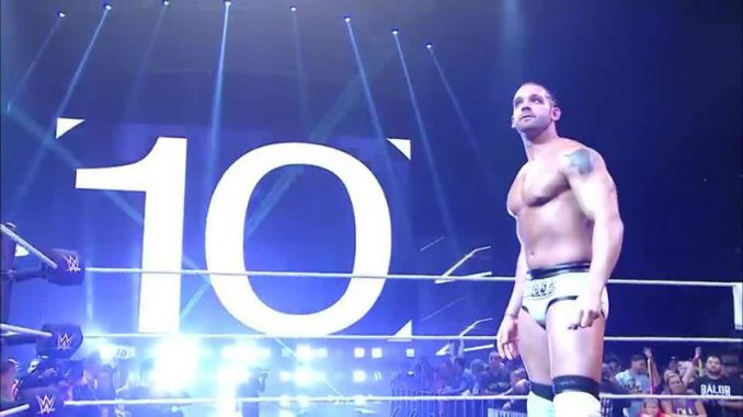 The perfect place for the Perfect 10 is NXT
