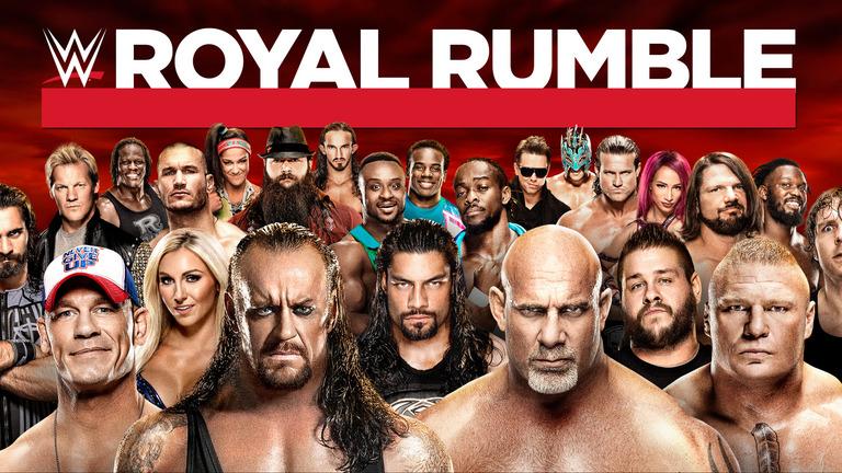 Royal Rumble Statistics