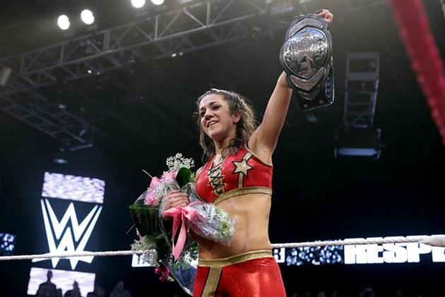 Bayley NXT Women's Champion