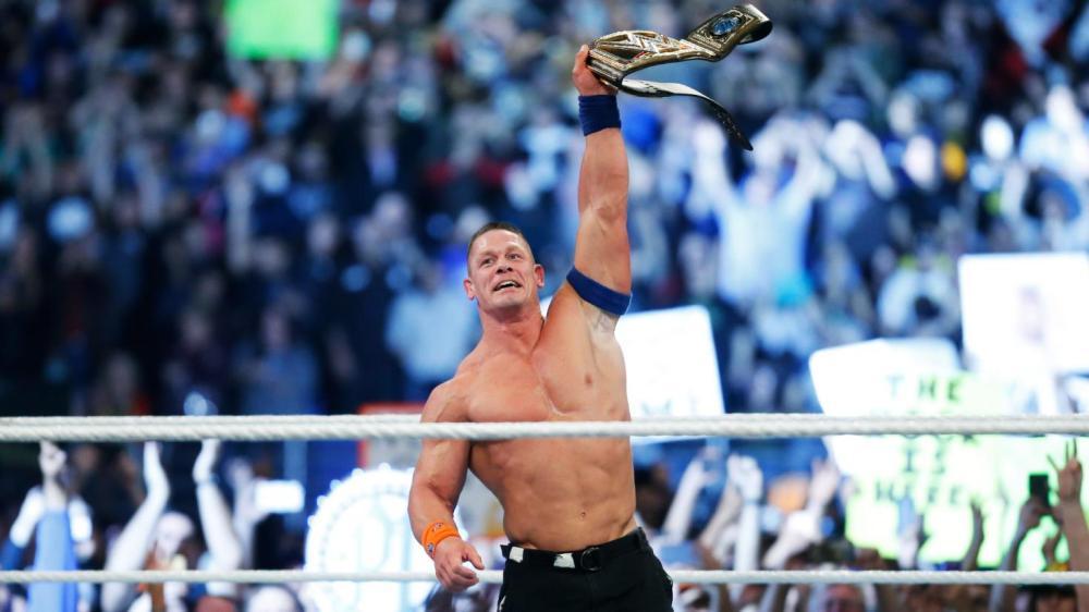 Cena WWE Champion