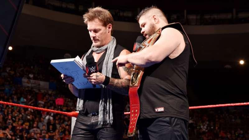 List of Jericho