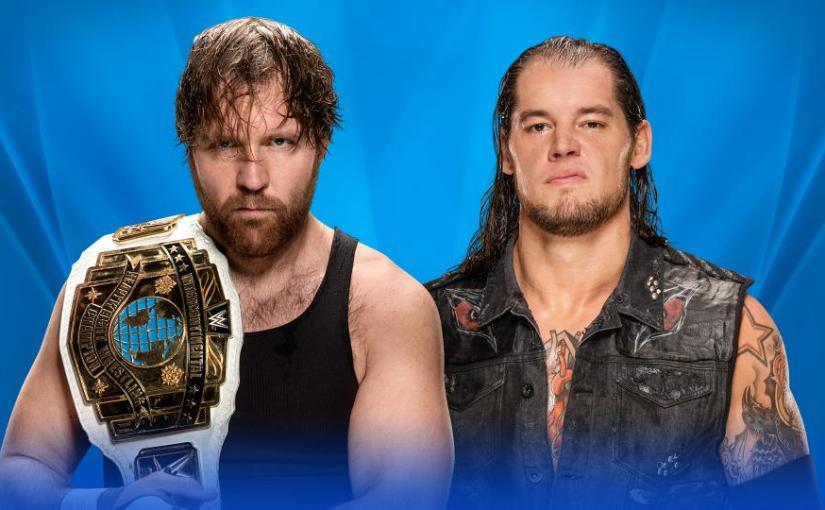 Wrestlemania 33 PPV Spotlight: Baron Corbin vs DeanAmbrose