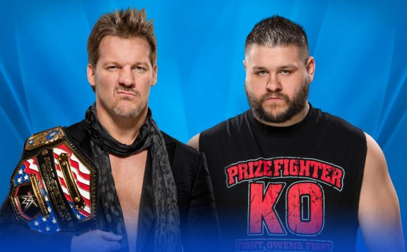 Wrestlemania 33 Spotlight: Kevin Owens vs Chris Jericho