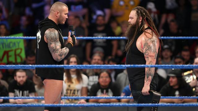 Orton Wyatt WWE Title