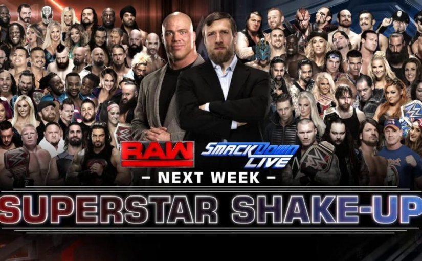 Six Superstars Who Need ShakenUp