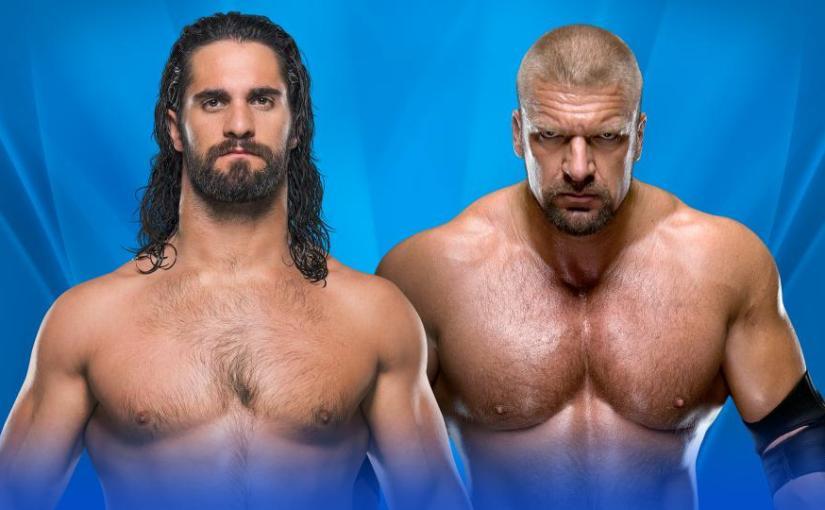 Wrestlemania 33 Spotlight: Seth Rollins vs TripleH