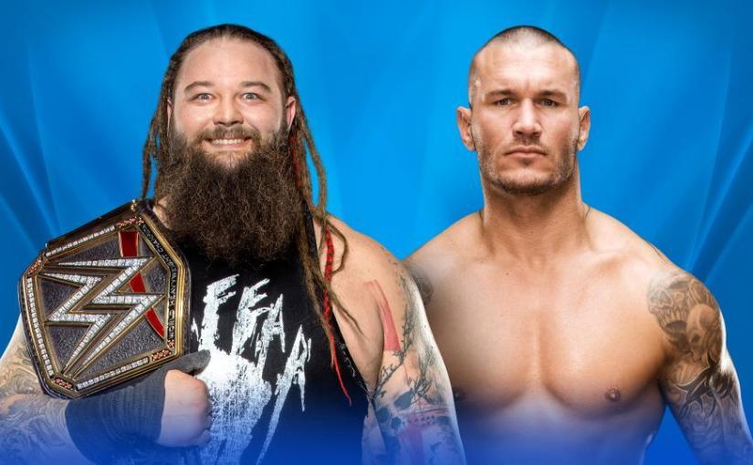 Wrestlemania 33 Spotlight: Randy Orton vs BrayWyatt