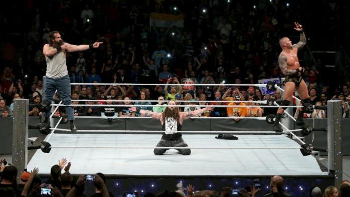 Wyatts Survivor Series 2016