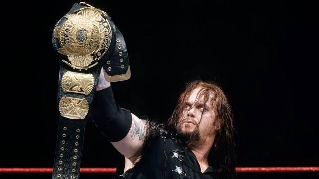 Undertaker WWF CHamp