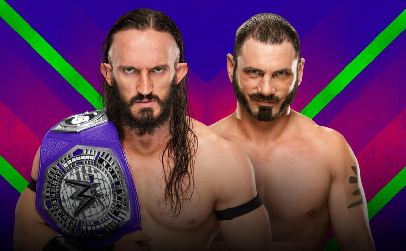 Extreme Rules 2017 Spotlight: Austin Aries vs Neville