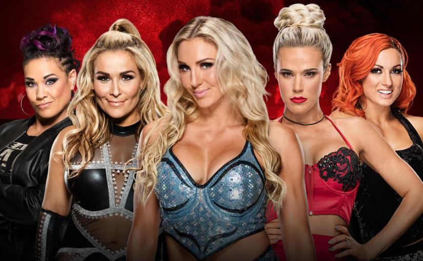 WWE Battleground 2017 Spotlight: Women's Fatal-5-Way