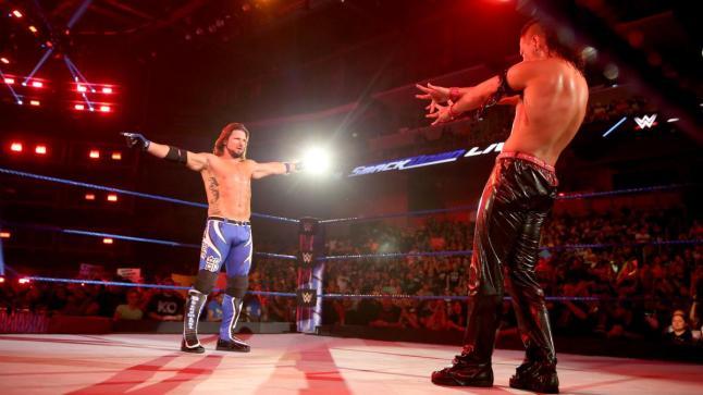 AJ Styles Nakamura