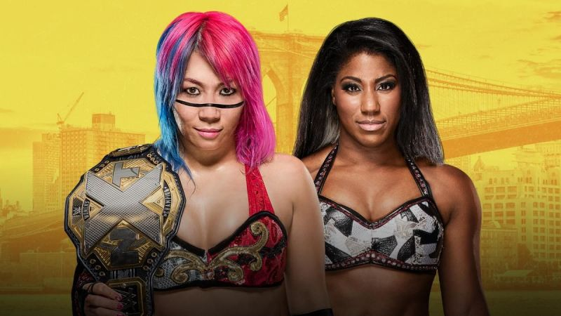 NXT TakeOver Brooklyn III Spotlight: Ember Moon vs Asuka
