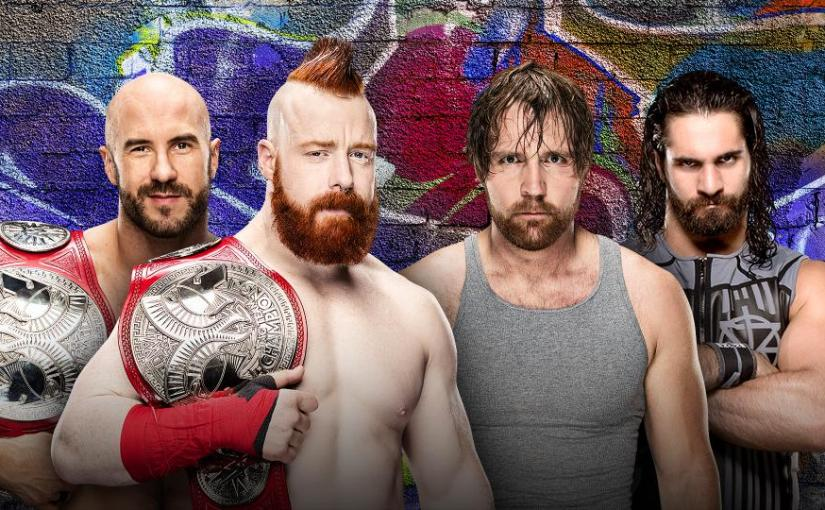 WWE SummerSlam 2017 Spotlight: Raw Tag Team Championship Match
