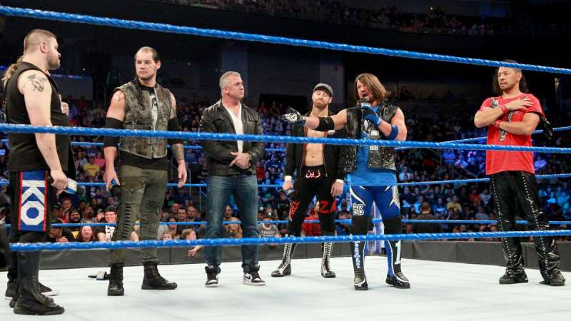 Fantasy Booking The SmackDown Men's Division – Part 2