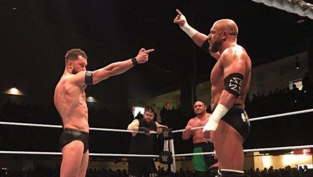 Balor Triple H