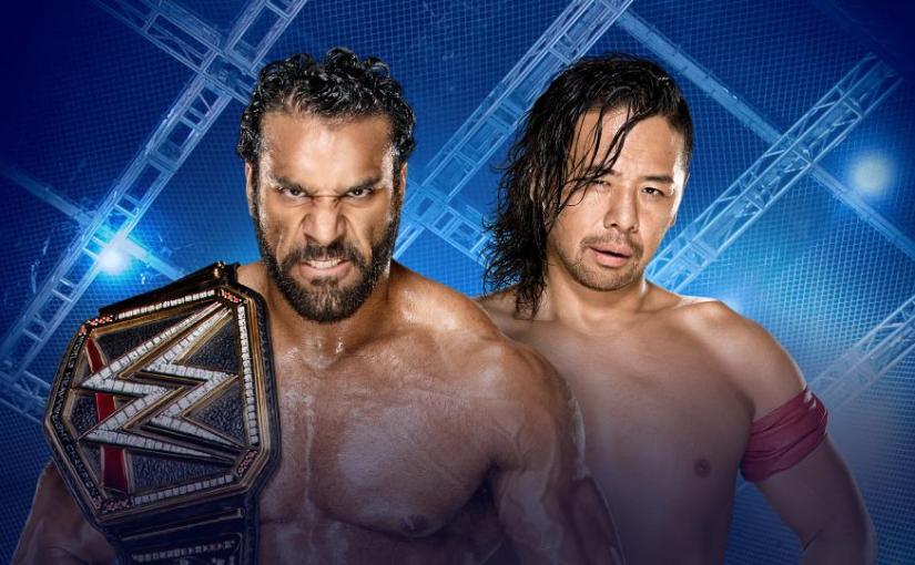 WWE Hell In A Cell 2017 Spotlight: Shinsuke Nakamura vs JinderMahal