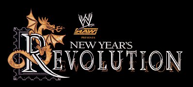 New Years Revolution Logo