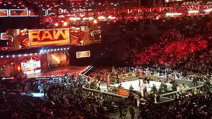 Raw stage