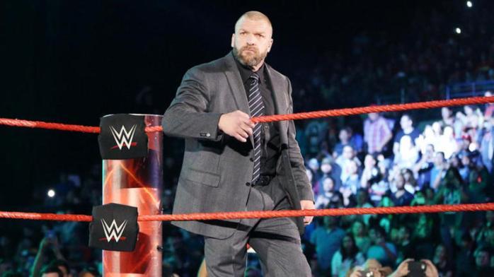 Triple H suit