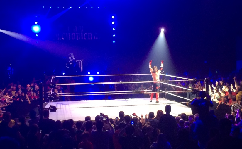 WWE Live Reflections
