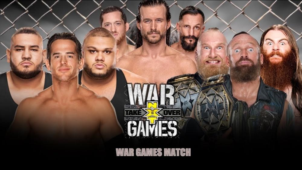 WarGames NXT