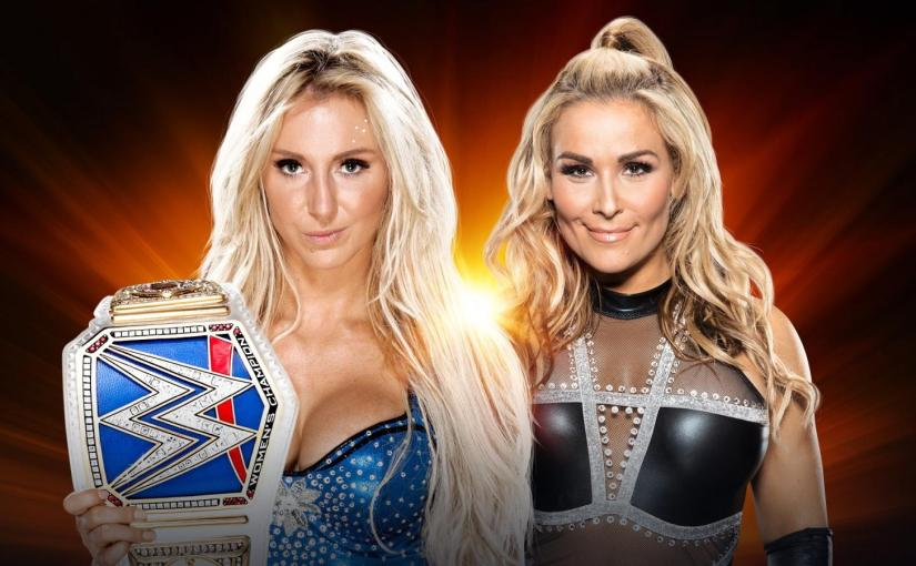 Clash of Champions 2017 Spotlight: Lumberjack Match for the SmackDown Women's Championship