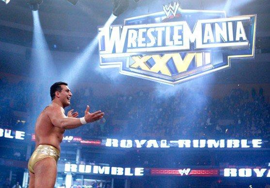 Del Rio Rumble 2011