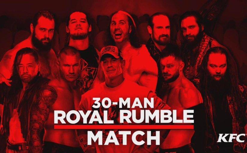 Royal Rumble Statistics – 2018Update