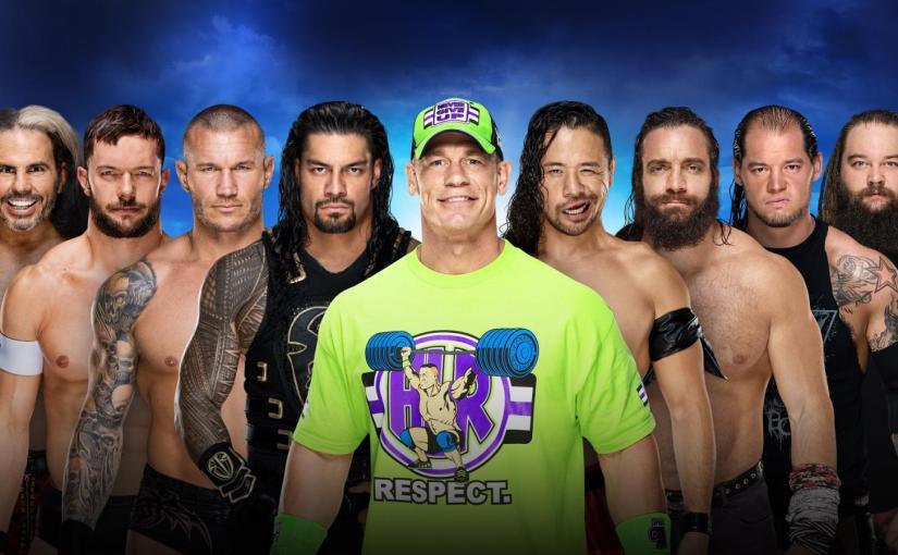 2018 Royal Rumble Spotlight: Men's Royal RumbleMatch