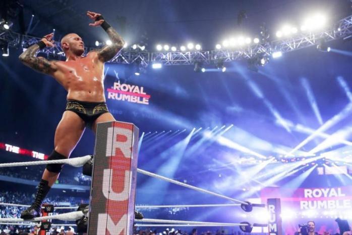 Orton Rumble 2017