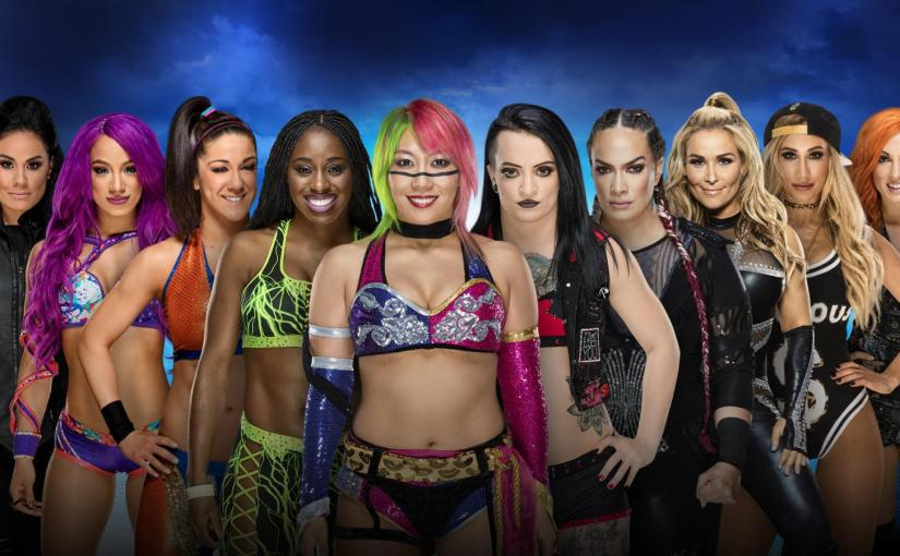 2018 Royal Rumble Spotlight: Women's Royal Rumble Match