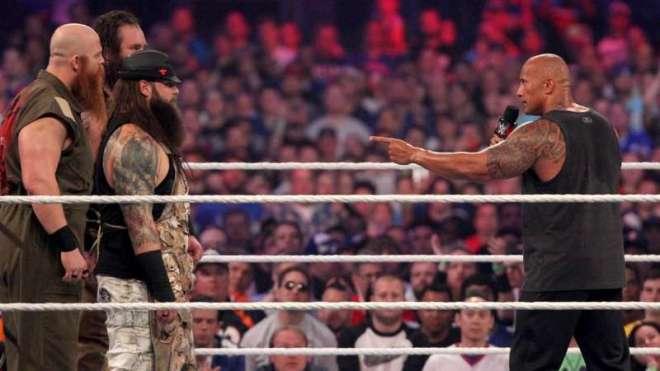 Bray Wyatt The Rock.jpg