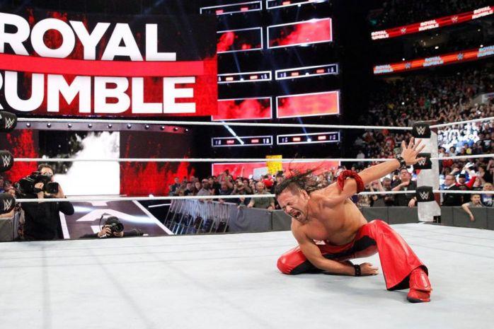 Nakamura Royal Rumble